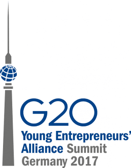 CHAINMENT at G20 YEA Berlin